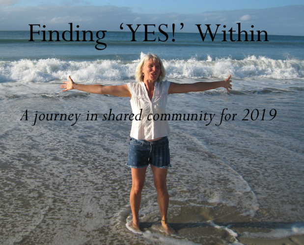 Finding YES! journey pic